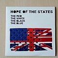 "Hope Of The States - Tape / Vinyl / CD / Recording etc - Hope Of The States The Red The White The Black The Blue 7"" Vinyl"