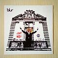 "Blur - Tape / Vinyl / CD / Recording etc - Blur Crazy Beat 7"" Red Vinyl"