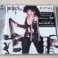Bitch - Tape / Vinyl / CD / Recording etc - Bitch Be My Slave CD / DVD