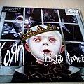 """Korn -  Twisted Transistor - 7"""" Ltd Edt White Vinyl"""