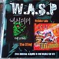 W.A.S.P. - Tape / Vinyl / CD / Recording etc - W.A.S.P. - The Sting / Helldorado CD