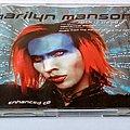 Marilym Manson - Rock Is Dead 3 Track 1999 CD