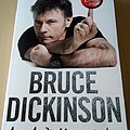 Bruce Dickinson - Other Collectable - Bruce Dickinson - An Autobiography - Book