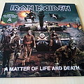 Iron Maiden - A Matter Of Life And Death Ltd Edt -  2006 - LP