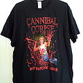 Cannibal Corpse - TShirt or Longsleeve - Cannibal Corpse Red Before Black Cover