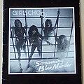 Girlschool - Other Collectable - Girlschool Screaming Blue Murder Tour Programme 1982