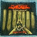 Budgie - Patch - Budgie - Deliver Us From Evil - British Tour Patch