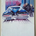 Girlschool - Other Collectable - Girlschool Hit & Run Tour Programme 1981