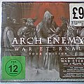 Arch Enemy - Tape / Vinyl / CD / Recording etc - Arch Enemy - War Eternal Tour Edition 2015 CD / DVD