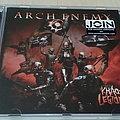 Arch Enemy - Khaos Legions 2011 CD