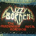 Lizzy Borden - Patch - Lizzy Borden - Patch 80's