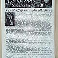 Girlschool - Other Collectable - Girlschool Original Barmy Army Demolition No.9 Fanzine 1984