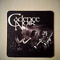 Cadence Noir - Other Collectable - Cadence Noir Beer Mat