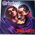 Girlschool - Tape / Vinyl / CD / Recording etc - Girlschool Take A Bite Vinyl LP