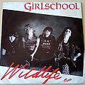 "Girlschool - Tape / Vinyl / CD / Recording etc - Girlschool Wildlife 7"" Black Vinyl"