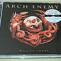 Arch Enemy - Will To Power 2017 CD