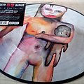 """Marilyn Manson - This Is The New Shit - 10"""" Pic Vinyl - 2003"""
