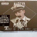 Marilyn Manson - This Is The New Shit - 4 Track 2003 CD