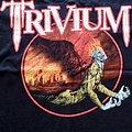 Trivium Ascendancy European Tour 2005 T - shirt