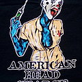 American Head Charge - UK - 2005  Tour T Shirt