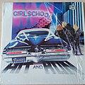 Girlschool - Tape / Vinyl / CD / Recording etc - Girlschool Hit And Run ( Canada ) Vinyl LP