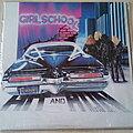 Girlschool - Tape / Vinyl / CD / Recording etc - Girlschool Hit And Run ( USA ) Vinyl LP