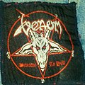 Venom - Patch - Venom - Welcome To Hell - Patch 80's