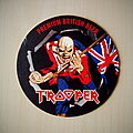 Iron Maiden - Other Collectable - Iron Maiden Trooper Beer Mat