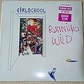 Girlschool - Tape / Vinyl / CD / Recording etc - Girlschool Running Wild ( USA ) Vinyl LP