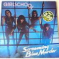 Girlschool - Tape / Vinyl / CD / Recording etc - Girlschool Screaming Blue Murder Vinyl LP