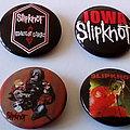 Slipknot - Badges