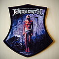 Megadeth - Patch - Megadeth Countdown To Extinction Black Border Official Woven Patch