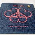 "HIM - Tape / Vinyl / CD / Recording etc - HIM - The Sacrament Vol.3 10"" Vinyl"