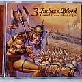 3 Inches Of Blood - Advance And Vanquish 2004 CD