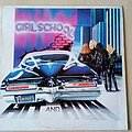 Girlschool - Tape / Vinyl / CD / Recording etc - Girlschool Yeah Right Black Vinyl LP
