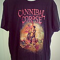 Cannibal Corpse - TShirt or Longsleeve - Cannibal Corpse Chainsaw T Shirt