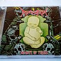 Domination - Infants Of Thrash 2015 CD