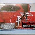 Marilyn Manson - Personal Jesus 4 Track CD - 2004