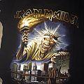 Iron Maiden New York statue of Liberty Shirt