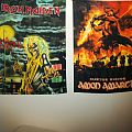 Maiden and Amon Amarth Banners Other Collectable