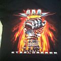 TShirt or Longsleeve - U.D.O. Steel Hammer US Tour Shirt