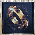 The Lord Of The Rings - Patch - The One Ring - woven patch