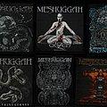 Meshuggah - Patch - Mshuggah patches