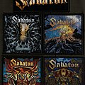 Sabaton - Patch - Sabaton patches