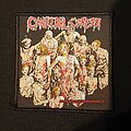 Cannibal Corpse - Patch - The bleeding
