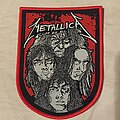 Metallica - Patch - Cliff Em All