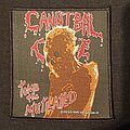 Cannibal Corpse - Patch - Tomb of the mutilated