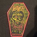 Slayer - Patch - Seasons in the Abyss