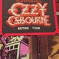 Ozzy Osbourne - Patch - Ozzy Talk of the Devil