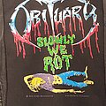 Obituary - Patch - Slowly we rot bp